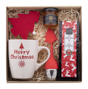 Verslo dovanos Salla (tea gift set)