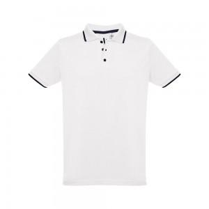 ROME. Vyriški Slim Fit  polo marškinėliai