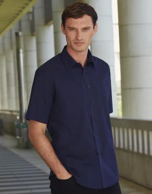 Vyriški marškiniai iš poplino