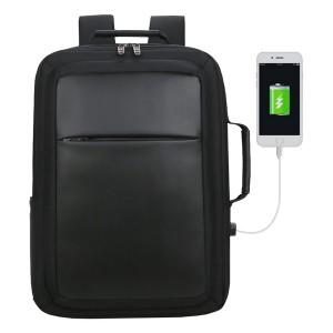 City Cyber kuprinė / portfelis su RFID apsauga