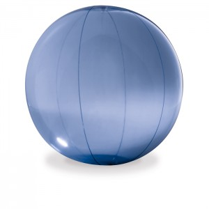 Skaidrus paplūdimio kamuolys