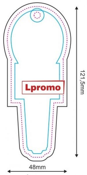 Kvapai su Jūsų logo, forma lpf1137