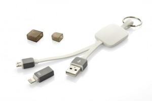 USB kabelis 2 in 1 MOBEE