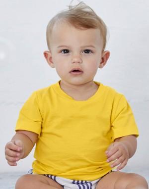 Kūdikių marškinėliai trumpomis rankovėmis