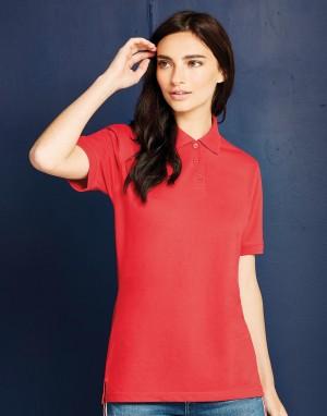 Klasikiniai moteriški polo marškinėliai