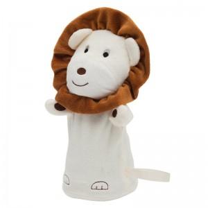 Žaislas liūtas vaidinimams