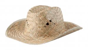 Verslo dovanos Bull (straw hat)