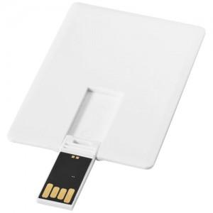Plonos kortelės formos 2GB USB atmintinė