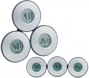 Verslo dovanos Tri (clock and thermometer)