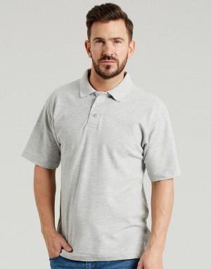 Pikė verpimo polo marškinėliai
