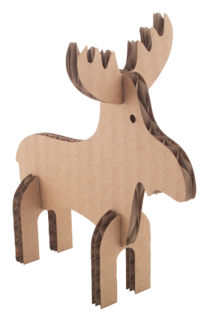 Verslo dovanos DeerSend (Christmas card)