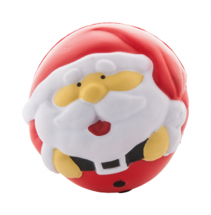 Verslo dovanos Santa Claus (antistress ball)