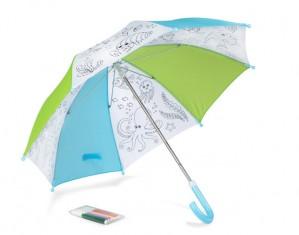 Spalvinamas skėtis KIDDI