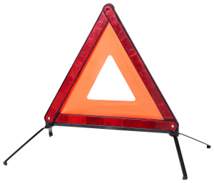 Verslo dovanos Bikul (emergency warning triangle)