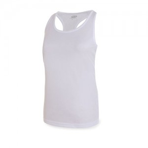 D & F dvigubai balti marškinėliai