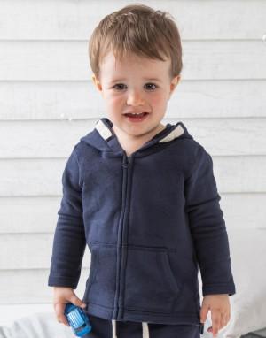 Džemperis su gobtuvu kūdikiams