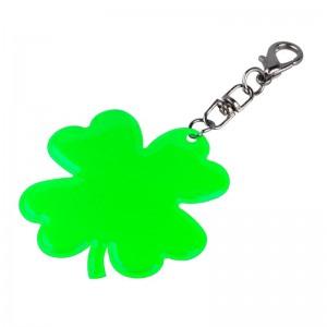 Laimingo dobilo raktų pakabukas