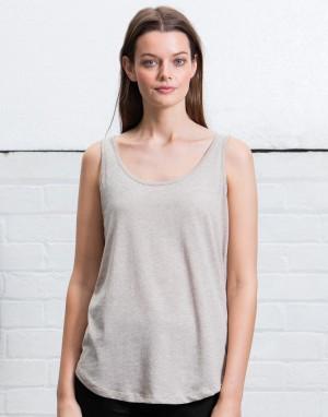 Moteriški laisvo kritimo berankoviai marškinėliai