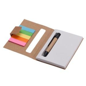 Mini 80x110 / 100p užrašų knygelė su tušinuku
