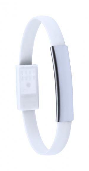 Verslo dovanos Ceyban (bracelet USB charger)