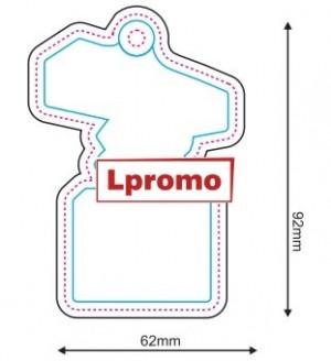 Kvapai su Jūsų logo, forma lpf943