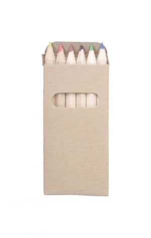 6 pieštukų rinkinys Kitty