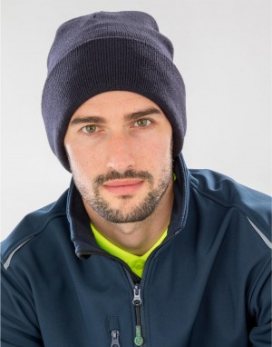 Drabužiai reklamai (Recycled Woolly Ski Hat)