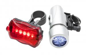 Verslo dovanos Wiggins (bicycle light set)