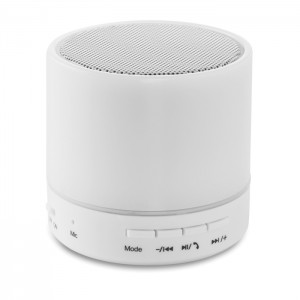 Apvali Bluetooth kolonėlė
