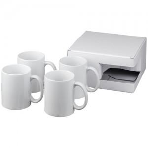 Keturių puodelių rinkinys