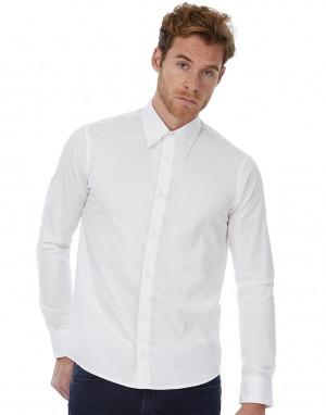 London Stretch Shirt. Vyriški marškiniai