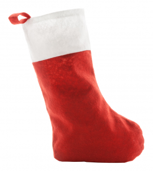 Verslo dovanos Saspi (Christmas boots)