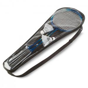 2 žaidėjų badmintono rinkinys