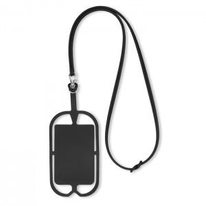 Silikoninis išmaniojo telefono pakabukas