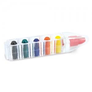 Vaškinių pieštukų rinkinys