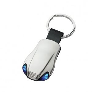 Automobilio formos LED raktų pakabukas
