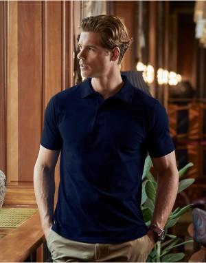 HEAVY POLO PIQUE POLO. Polo marškinėliai