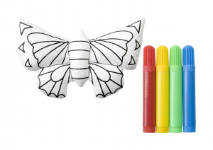 Verslo dovanos Dranimal (3d painting toy; butterfly)