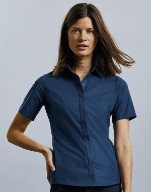 Ladies Ultimate Stretch Shirt. Moteriški marškiniai