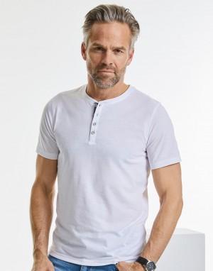 Vyriški aukštos raiškos T-marškinėliai