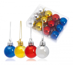 Verslo dovanos Artball (Christmas ornament set)
