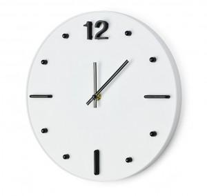 TECHNO firmos sieninis laikrodis