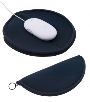 Verslo dovanos Rat (mouse pad and case)