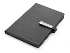 MIND firmos užrašų knygutė A5 formato su USB atmintuku 16 GB