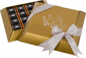 Šokolado dėžutė su Jūsų įmonės reklama ar logotipu