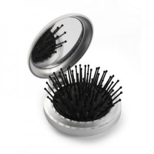 Kišeninis veidrodėlis ir šepetys