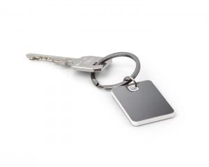 RANDO firmos raktų pakabukas