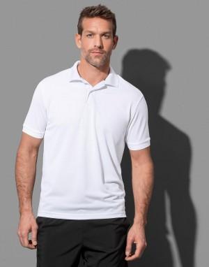 Vyriški pikė verpimo polo marškinėliai