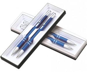 Tušinuko ir mechaninio pieštuko rinkinys dovanų dėžutejė Suzan slim