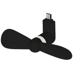Mikro USB ventiliatorius